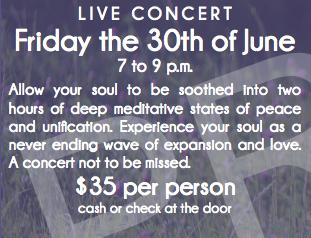 Live Concert Charleston SC June 30th