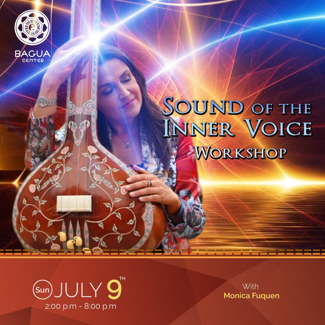 Sound Of The Inner Voice Workshop Miami Flyer