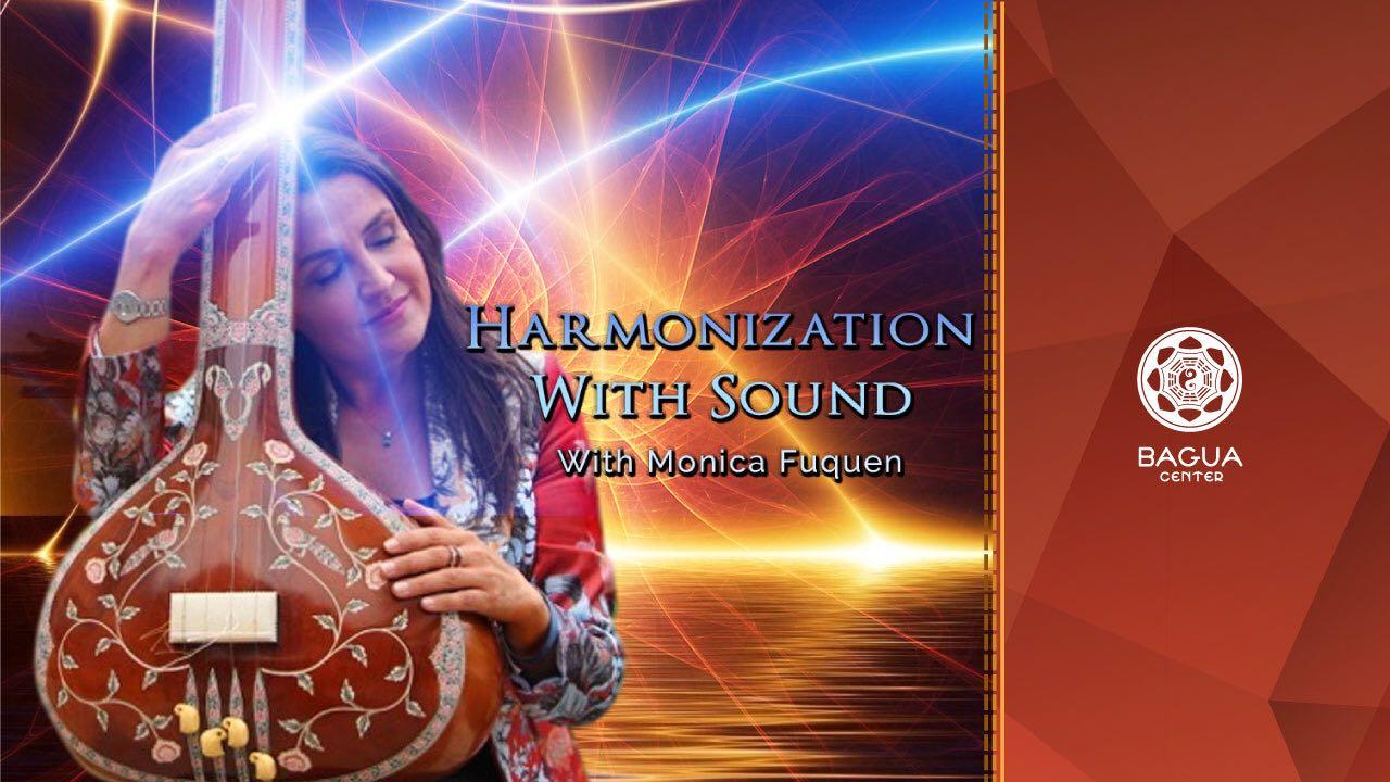 Harmonization with Sound Mónica Fuquen